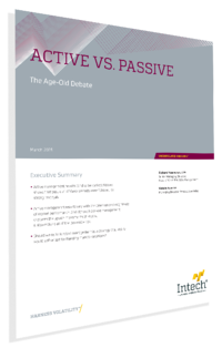 Active vs Passive The Age-Old Debate