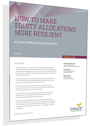 How to Make Equity Allocations More Resilient
