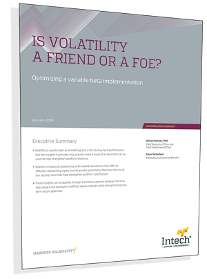 Is Volatility a Friend or a Foe