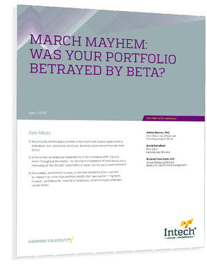 March Mayhem Was Your Portfolio Betrayed by Beta