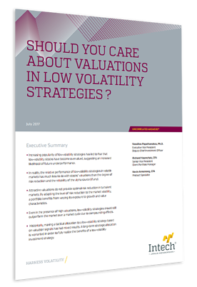 Should You Care About Valuations in Low Volatility Strategies Thumbnail